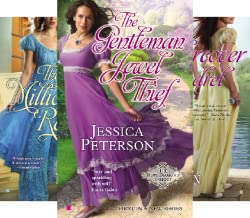 The Hope Diamond Trilogy (3 Book Series)