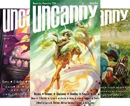Uncanny (3 Book Series)