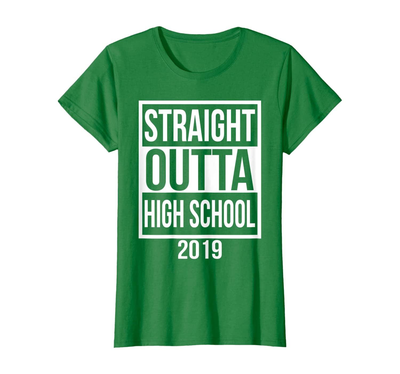 2019 Graduation Funny T-shirt High School Graduation College Graduation Tee