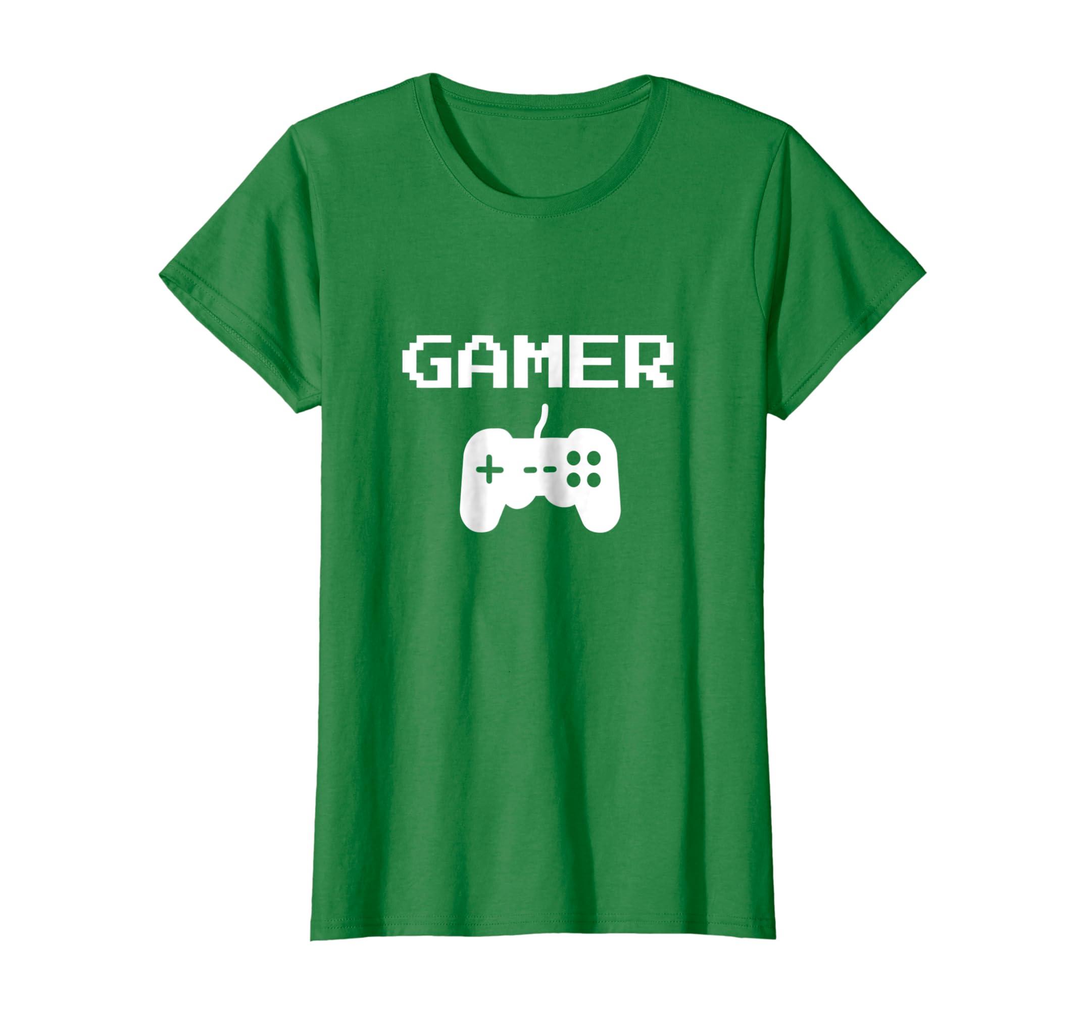Amazon com: Video Game T Shirt Gamer Play Gaming Design