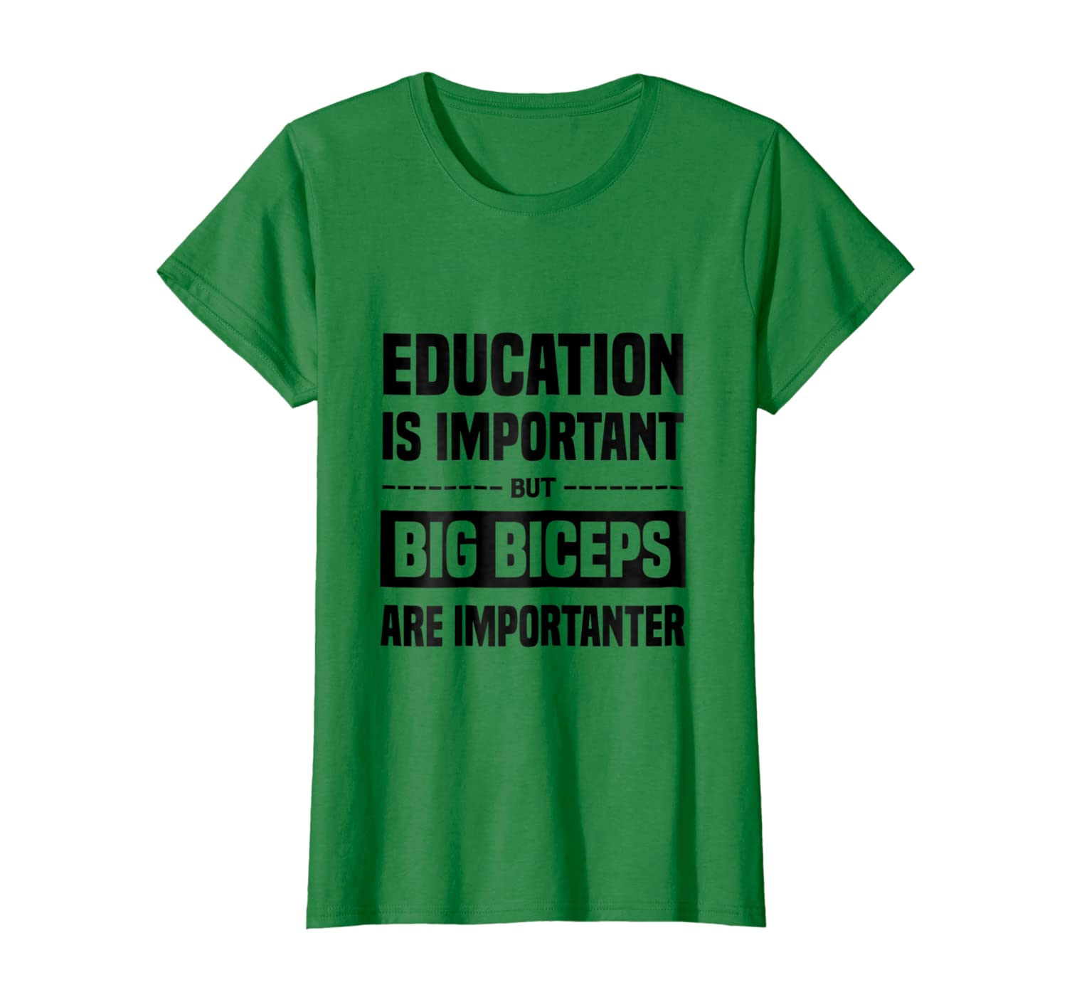 3569926aa Amazon.com: Funny Bodybuilder Quote Gift, Fitness Lovers T-Shirt: Clothing