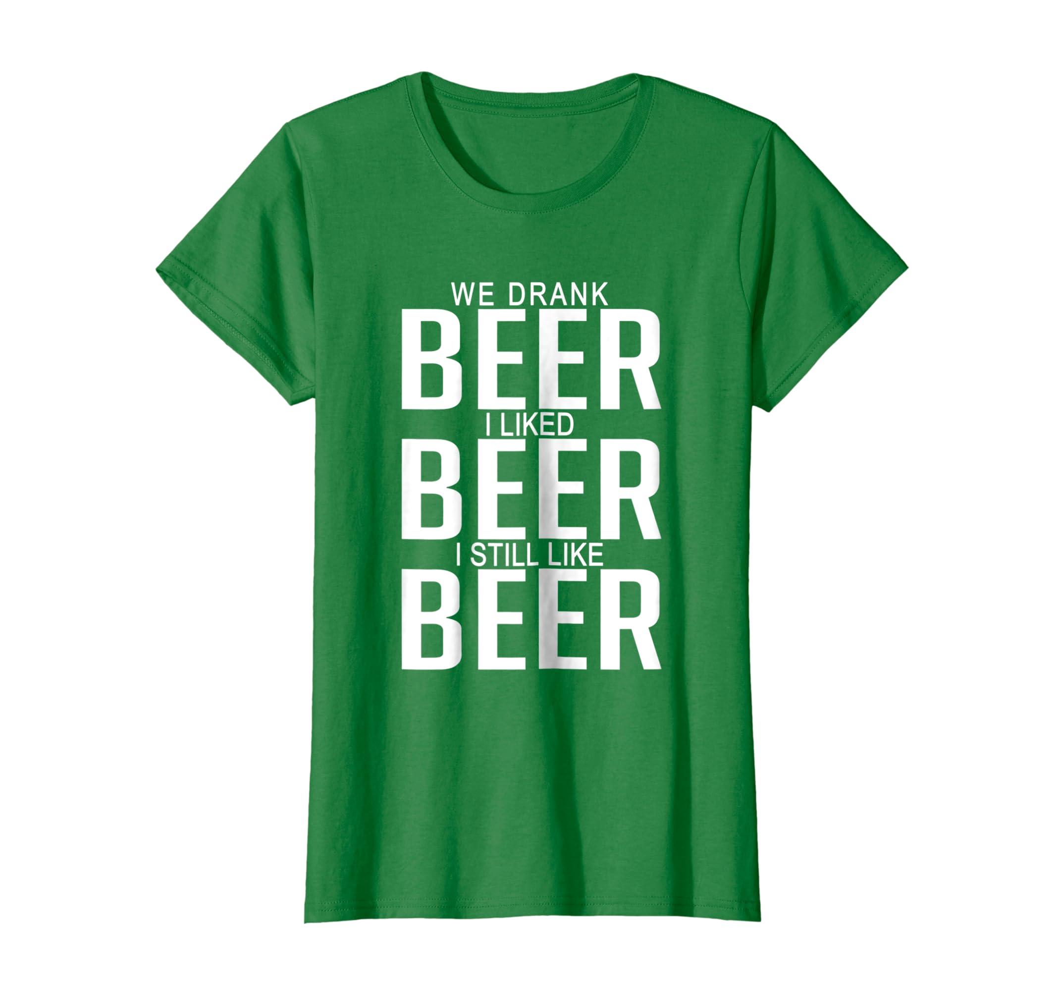 a998c3a4511 Amazon.com  I Like Beer Brett Kavanaugh Scotus T-Shirt  Clothing