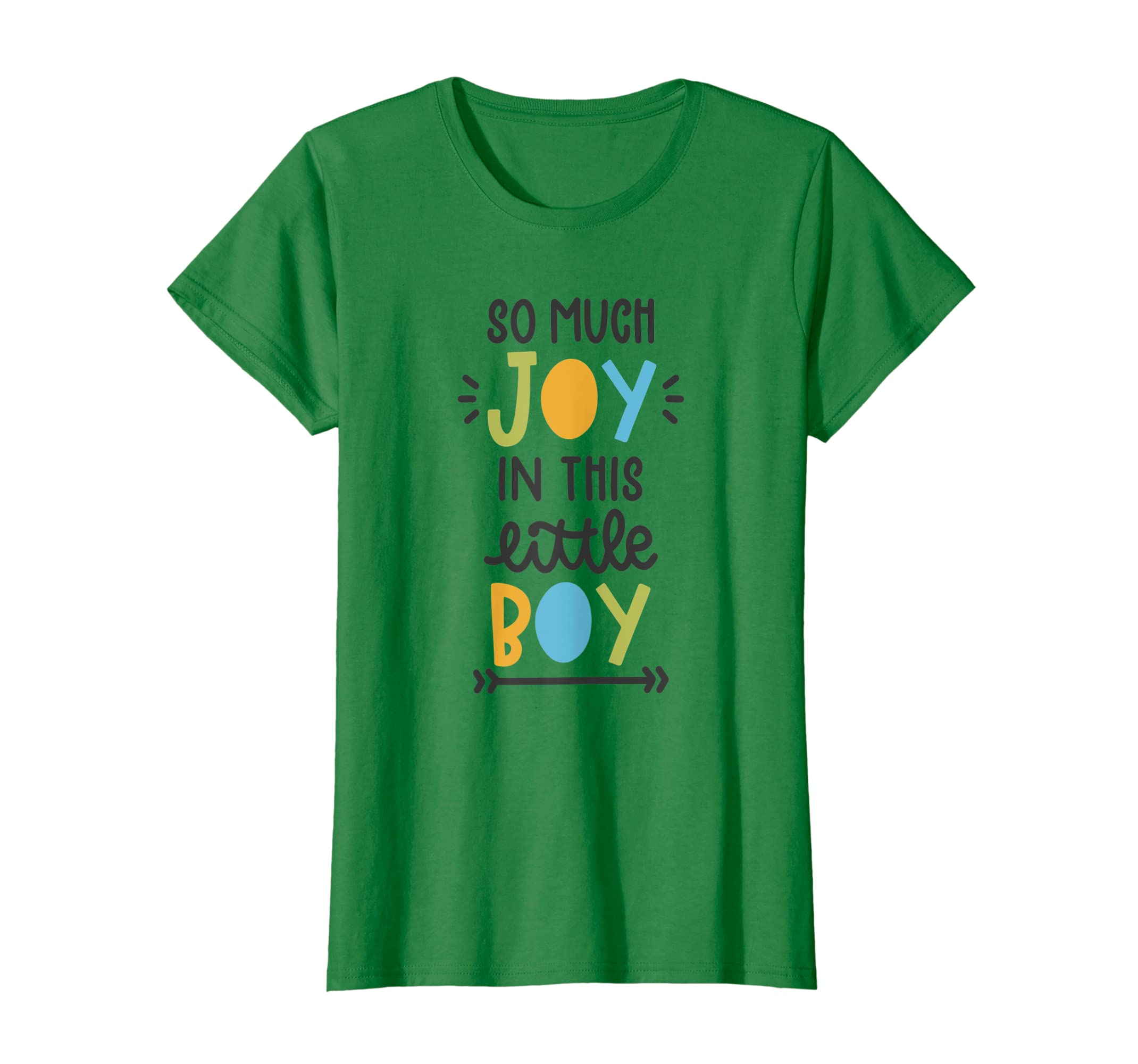 6dc03c07e91 Amazon.com  So Much Joy In This Little Boy Shirt Kids Son Grandson  Clothing