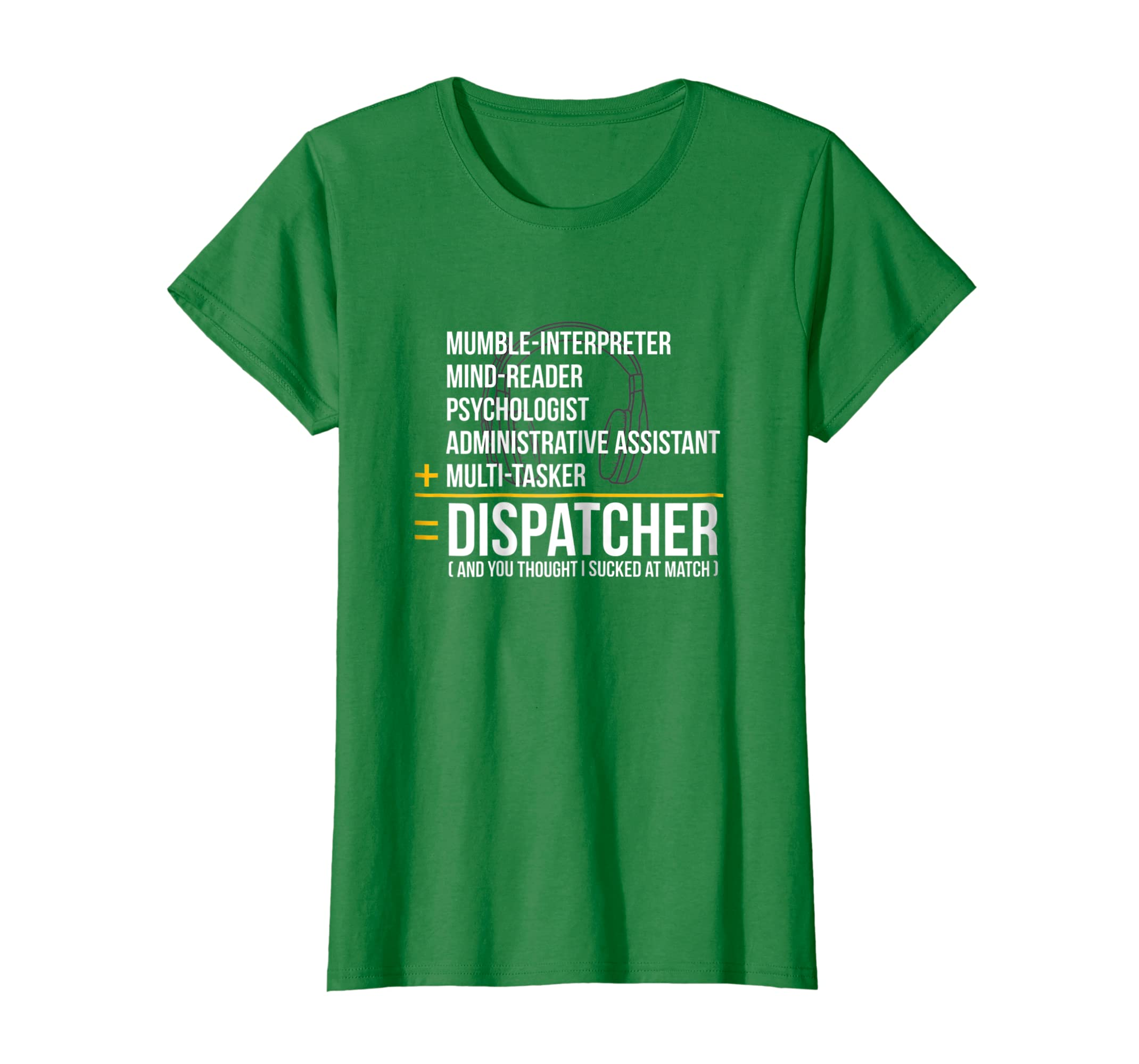 Amazon com: Funny 911 Dispatcher Gifts First Responder T
