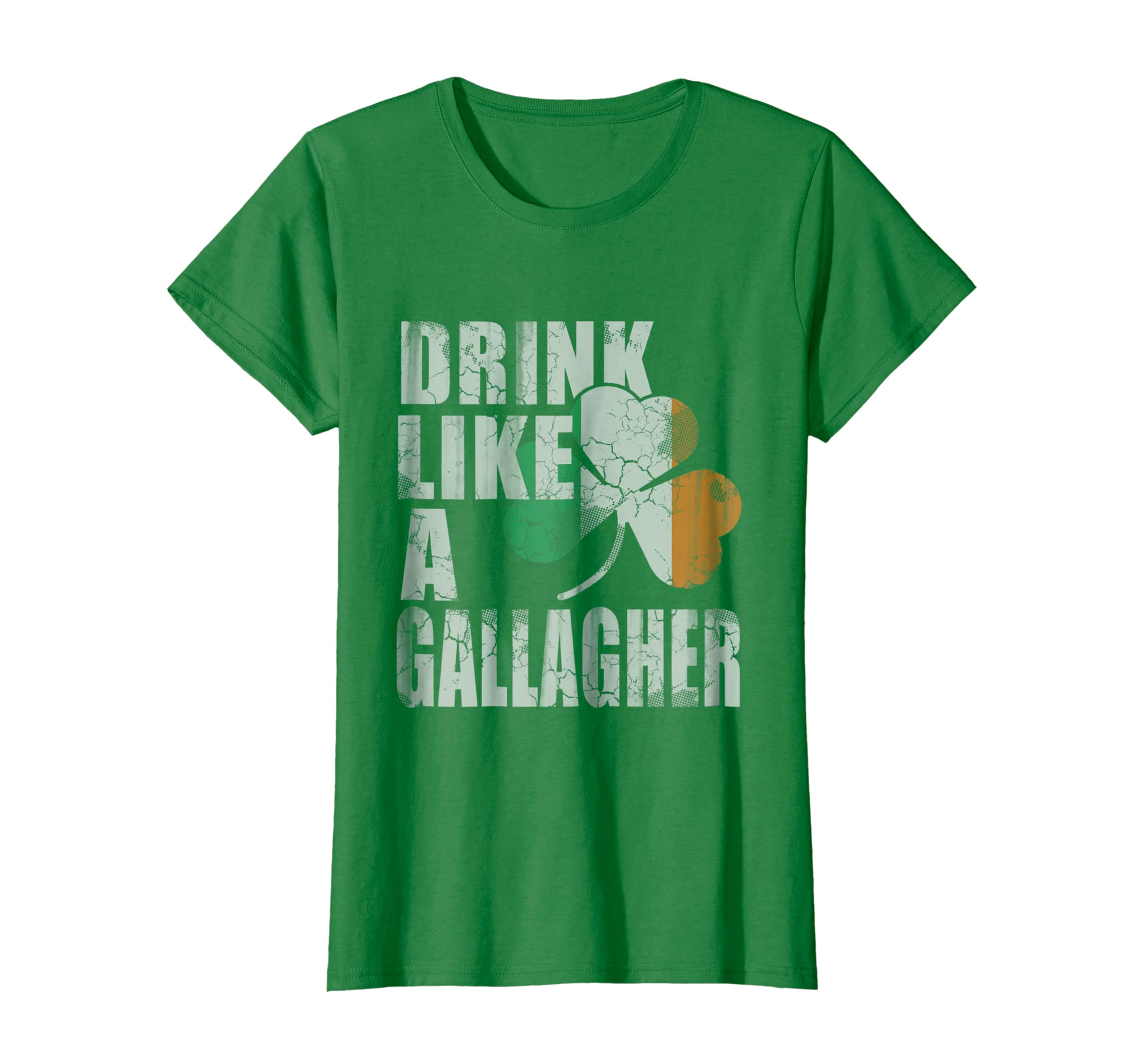 6ce03d91759 Amazon.com  Drink Like A Gallagher T-Shirt  Clothing