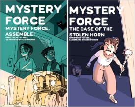Mystery Force (2 Book Series)