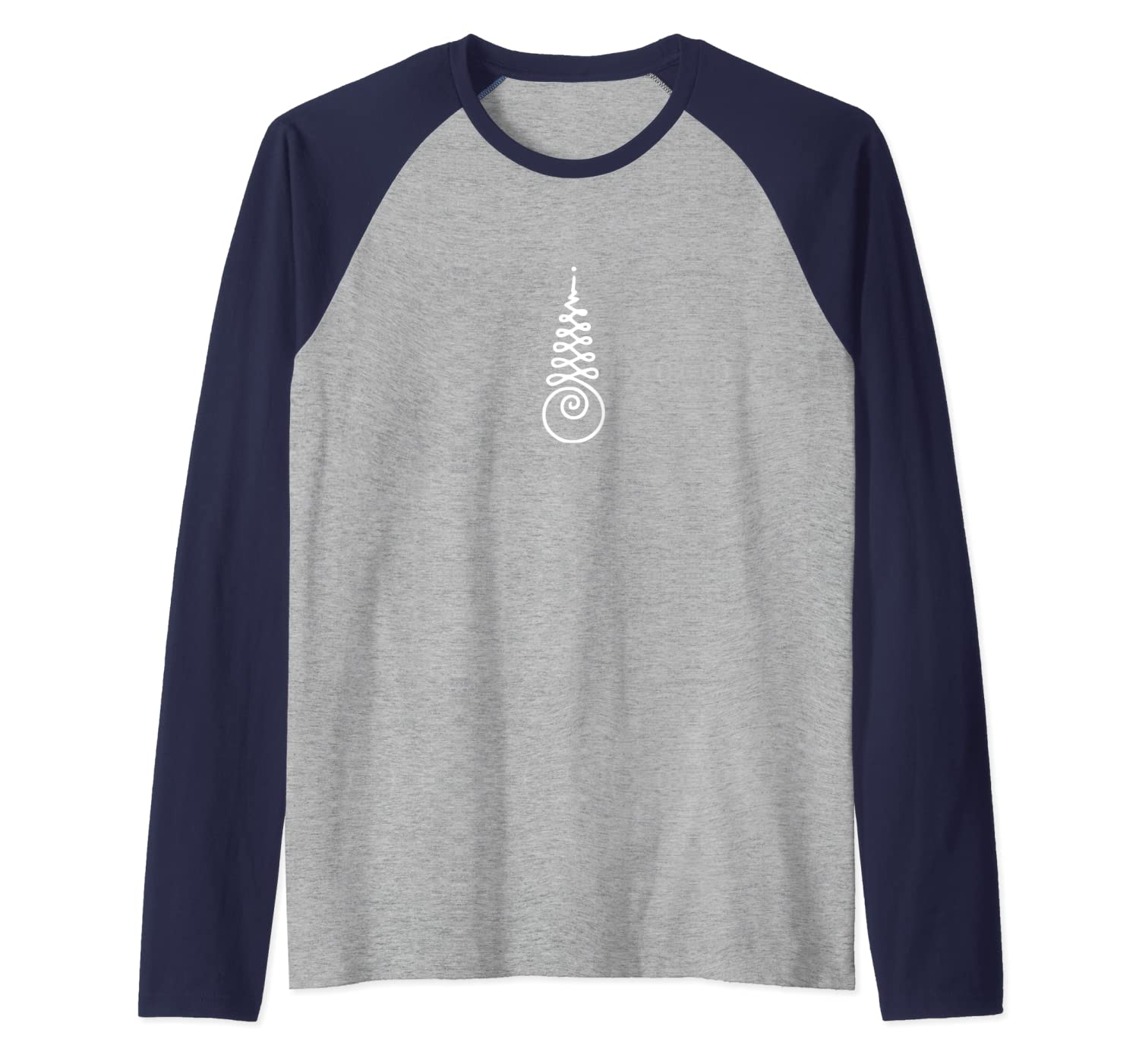 Amazon.com: unalome lotus flower bodhi yoga meditation shirt ...