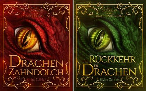 Die Saga der Drachenrüstung (Reihe in 2 Bänden)