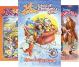 A Kat McGee Adventure (4 Book Series)