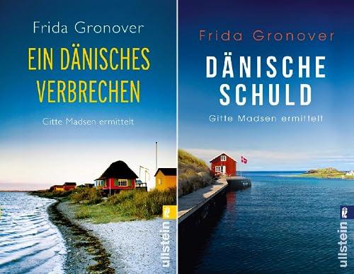 Ein Gitte-Madsen-Krimi (Reihe in 2 Bänden)