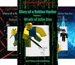 Roblox Hacker Diaries (3 Book Series)