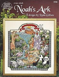 Noah's Ark Cross Stitch Pattern by Amercian School of Needlework