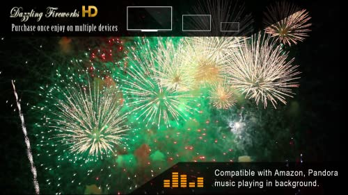 『Dazzling Fireworks HD』の3枚目の画像