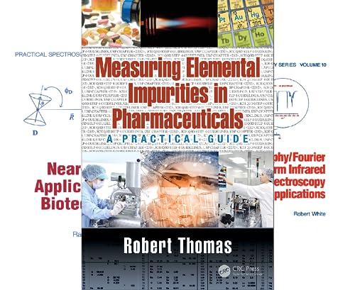 Practical Spectroscopy (4 Book Series)