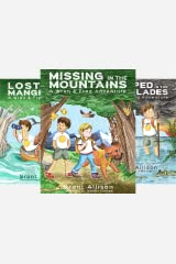 The Adventures of Wren and Frog (3 Book Series) Kindle Edition