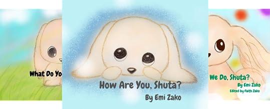 Shuta (4 Book Series)