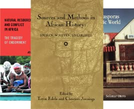 Rochester Studies in African History and the Diaspora (19 Book Series)