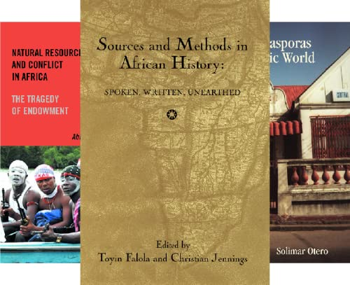 Rochester Studies in African History and the Diaspora (18 Book Series)