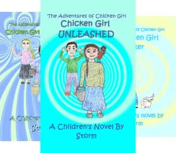 The Adventures of Chicken Girl (5 Book Series)