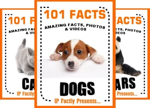 101 Animal Facts (3 Book Series)