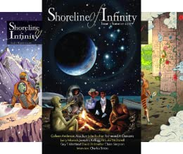 Shoreline of Infinity-Science Fiction Magazine (15 Book Series)