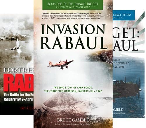 Rabaul (3 Book Series)