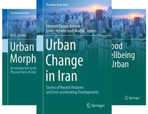 The Urban Book (50 Book Series)