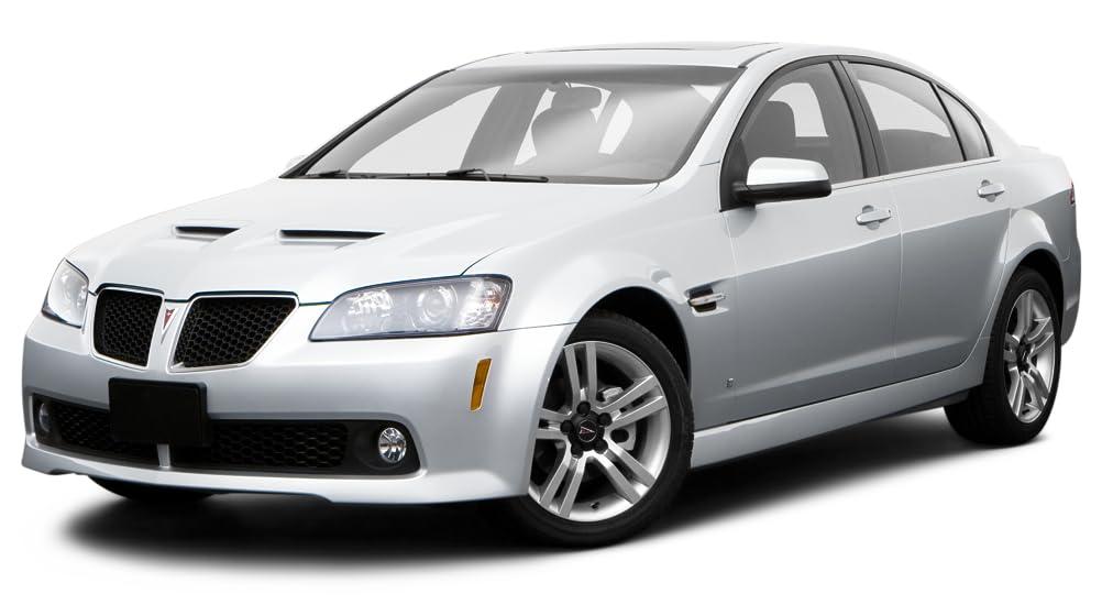 Amazoncom 2009 Pontiac G8 Reviews Images And Specs Vehicles