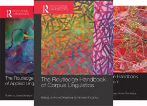 Routledge Handbooks in Applied Linguistics (40 Book Series)
