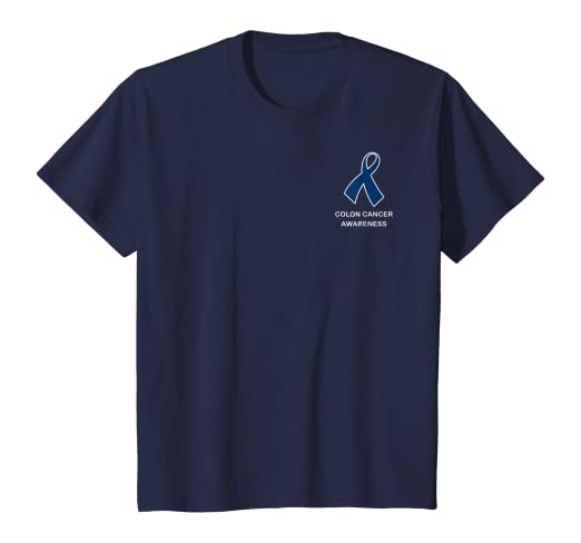 Amazon Com Colon Cancer Awareness Products Colon Cancer Shirts Clothing