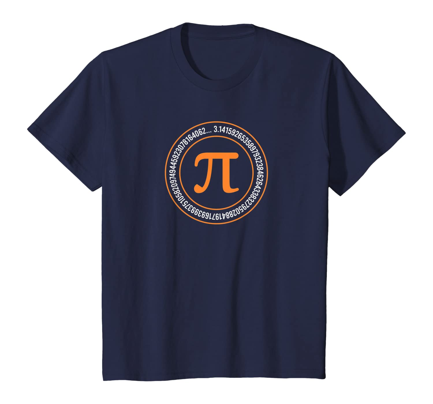 3,14 Pi Number: Funny Math Science Gift T-Shirt
