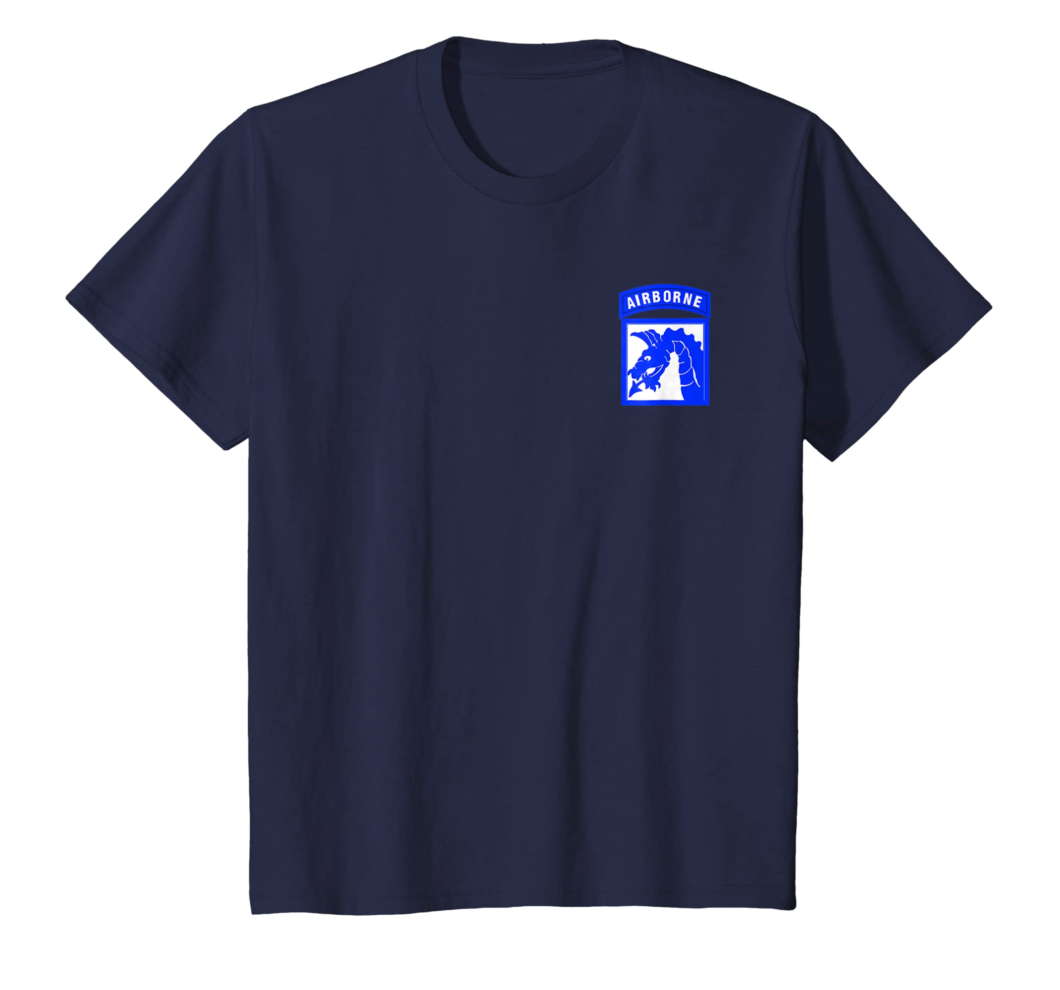 XVIII 18th Airborne Corps Army Military Veteran PT T Shirt