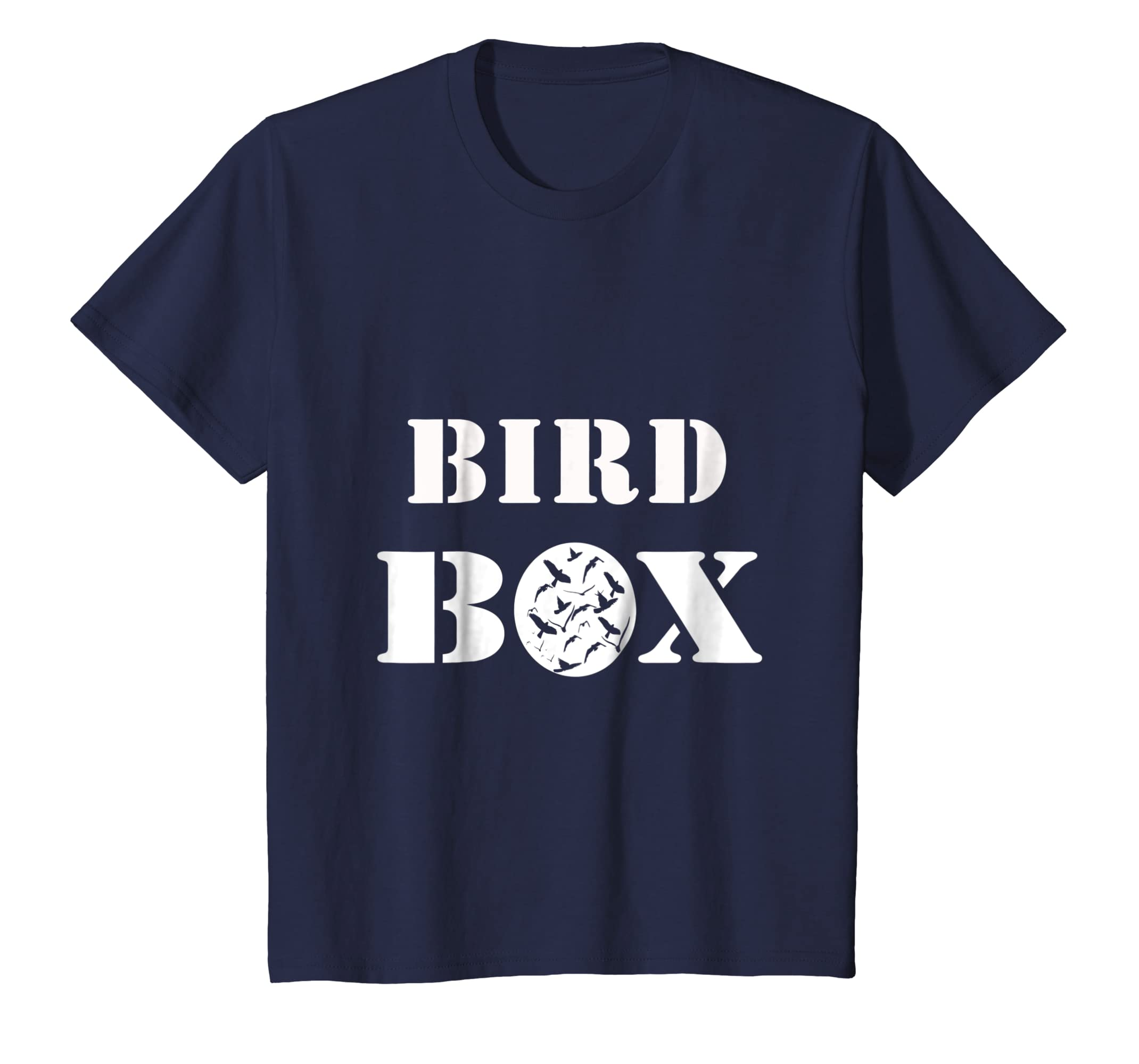 Amazon Com Bird Box Is Cool Bird Lover T Shirt For Men Women