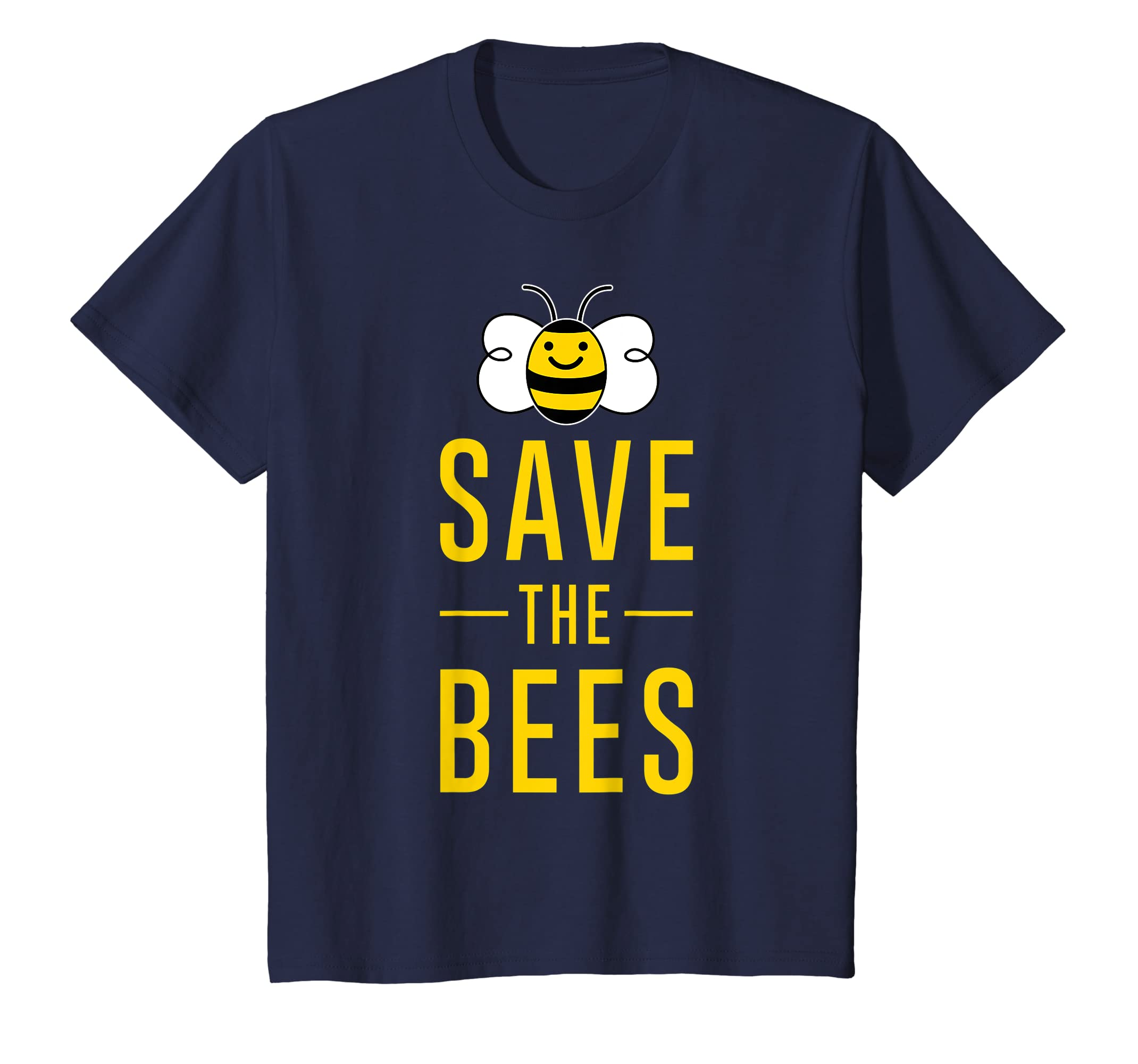 b75672e3dd7 Amazon.com  Save the Bees Shirt for Honeybee Lovers and Beekeepers  Clothing