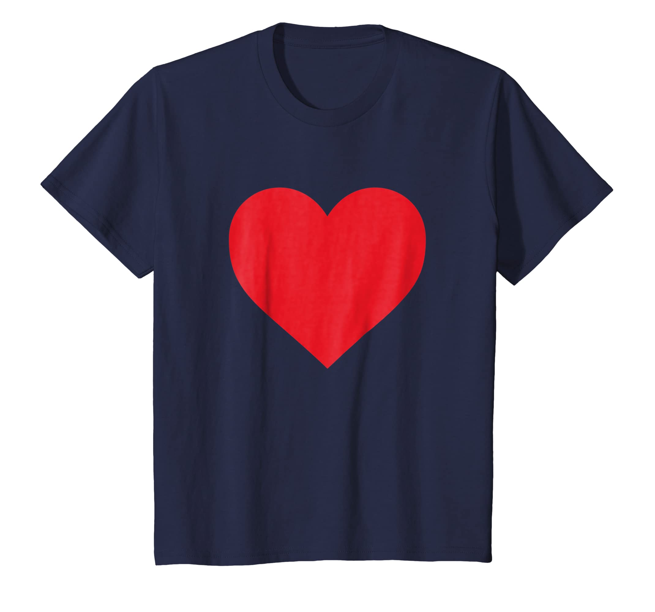 a4297f6f468 Amazon.com  Short Sleeve Red Heart Valentine s Day Shirt Women Girls Top   Clothing