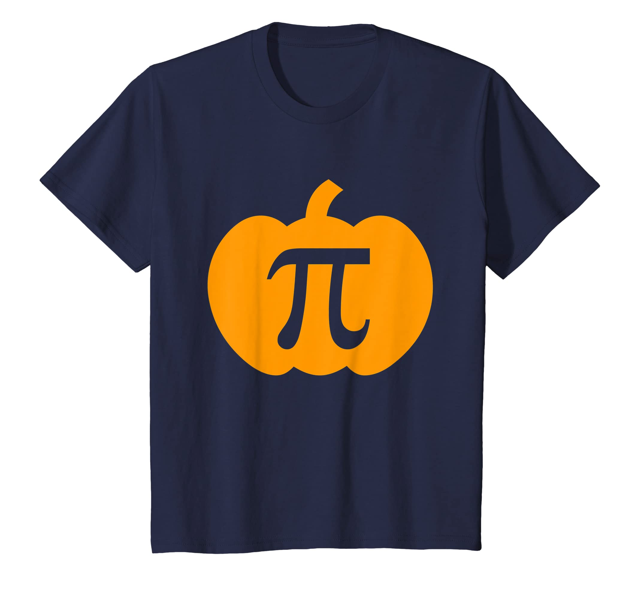 af9dcdfa Amazon.com: Pumpkin Pi Pie Halloween Math T-shirt: Clothing