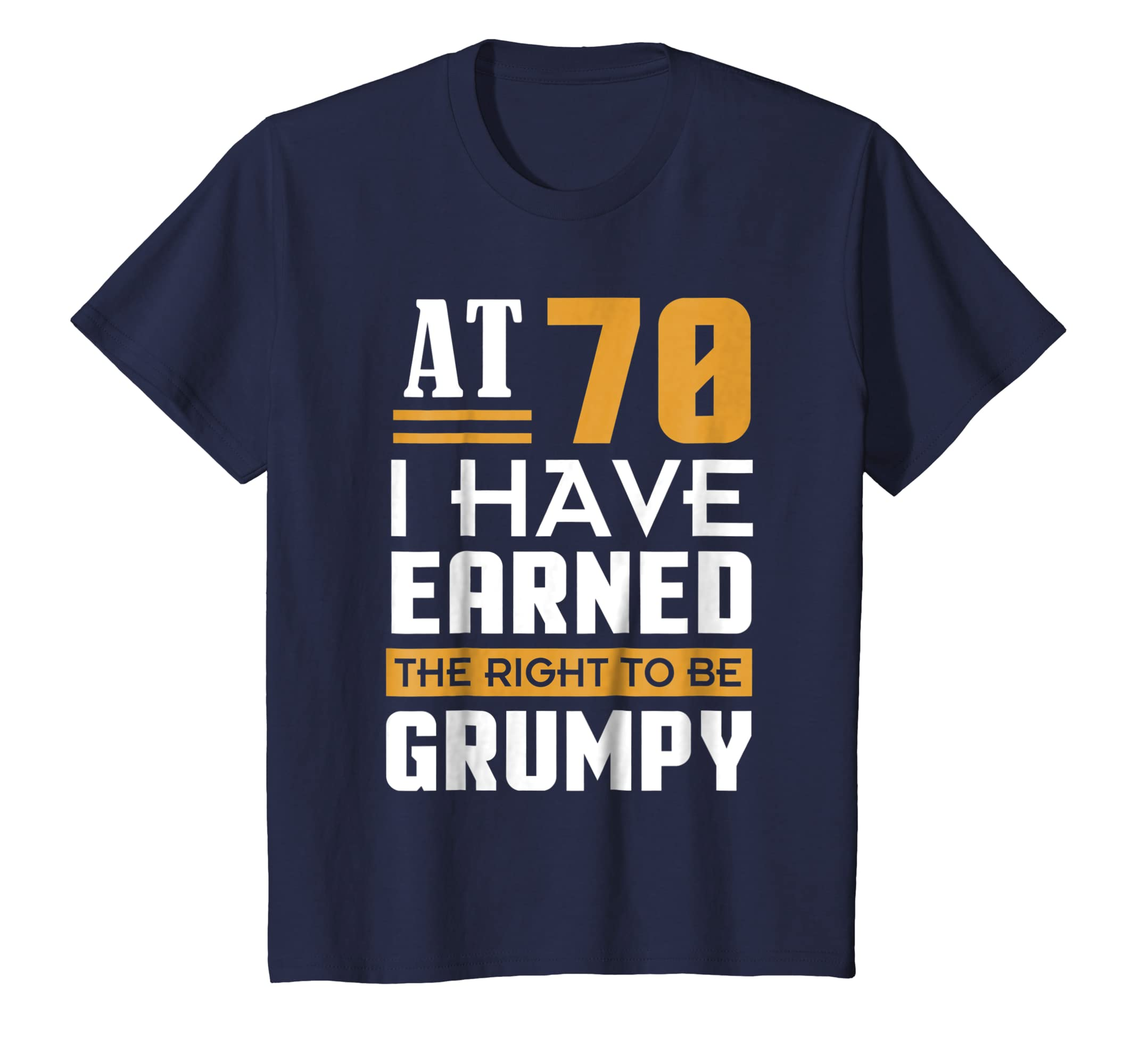 Funny 70th Birthday Gift T Shirt 70 Years Old Men Women Colonhue