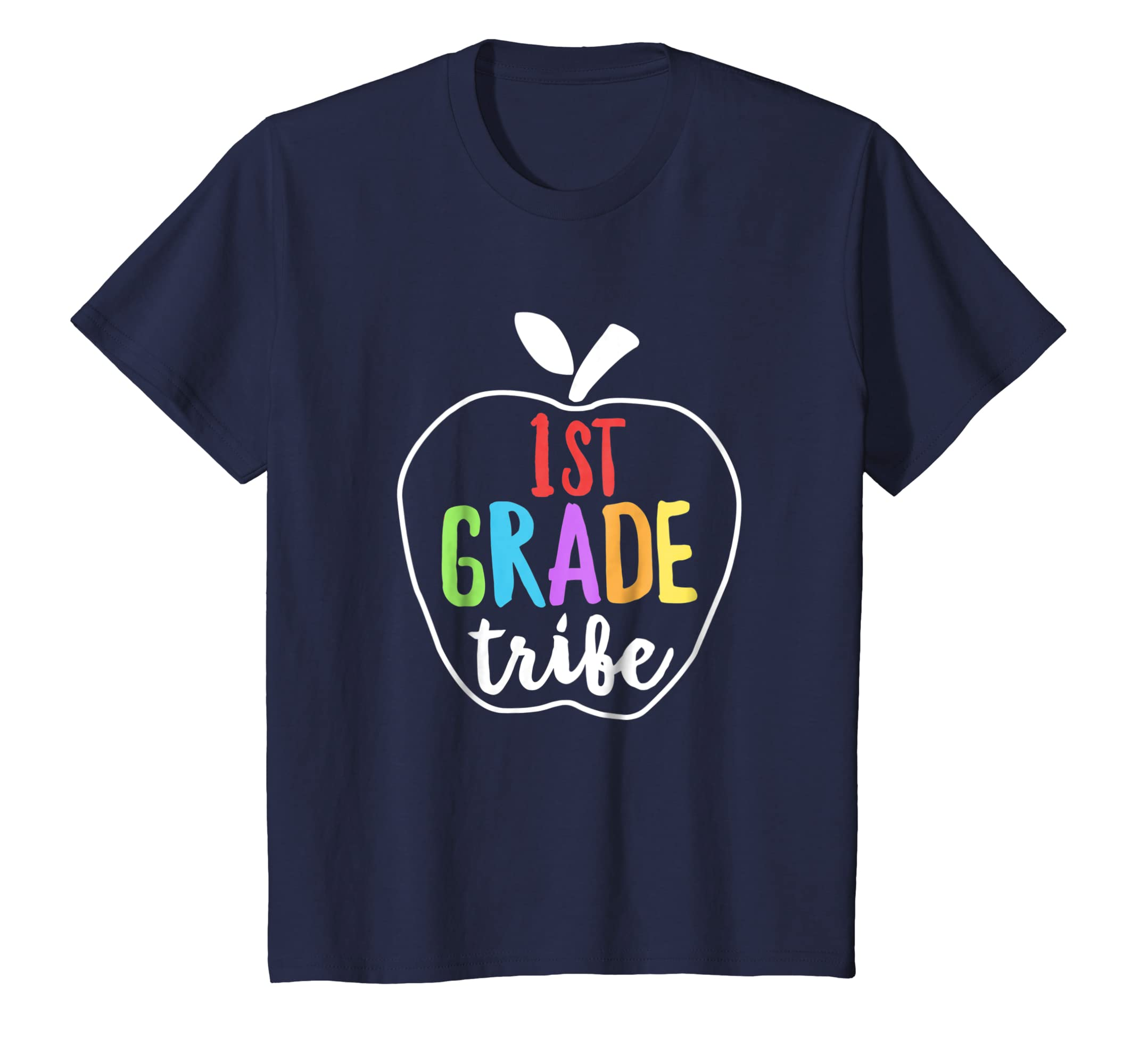 1st Grade Tribe T Shirt for School Teacher First Day-Awarplus