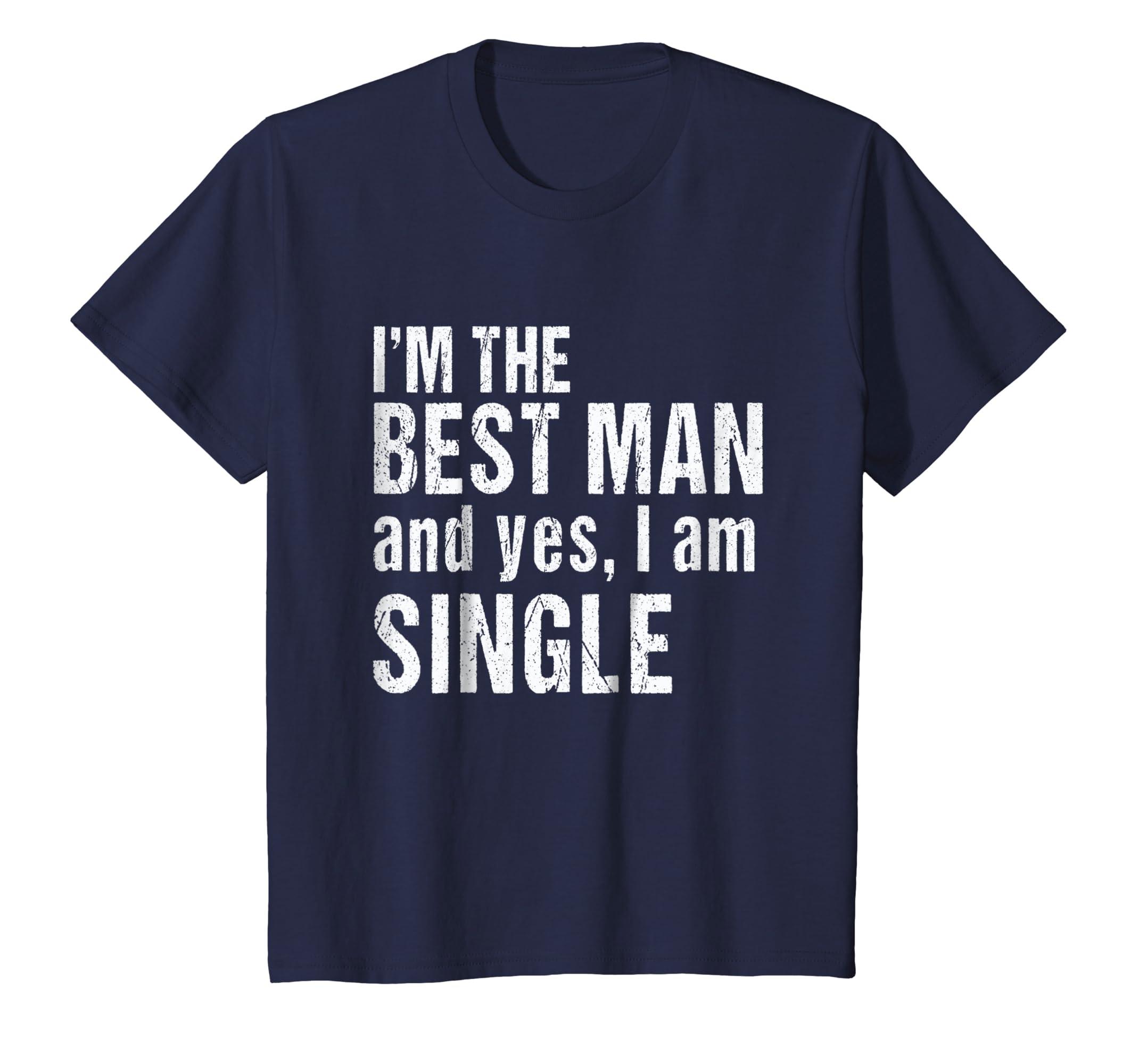 Best Man Bachelor Party Shirt  Funny Best Man Tshirt-Awarplus