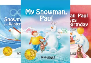 Snowman Paul (10 Book Series)