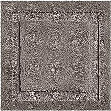 Grund Bath Rug, 100% Cotton Brown, 60x60 cm