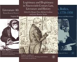 Palgrave Studies in Nineteenth-Century Writing and Culture (50 Book Series)