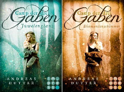 Camp der drei Gaben (Reihe in 2 Bänden)
