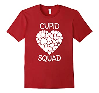 Amazon Com Matching Cupid Squad Shirt Valentines Day Family And