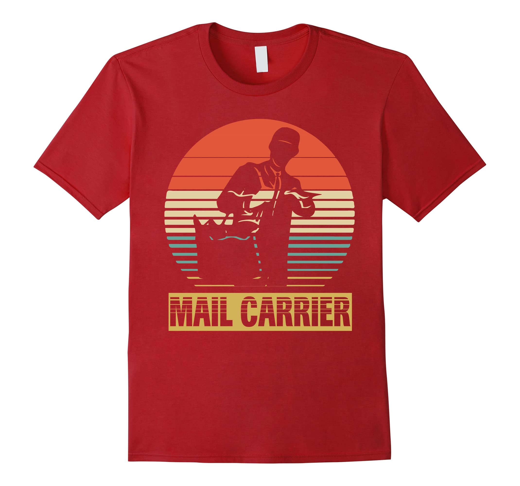 Vintage Shirt For Mail Carrier Birthday Gifts Ideal Ah My One Gift