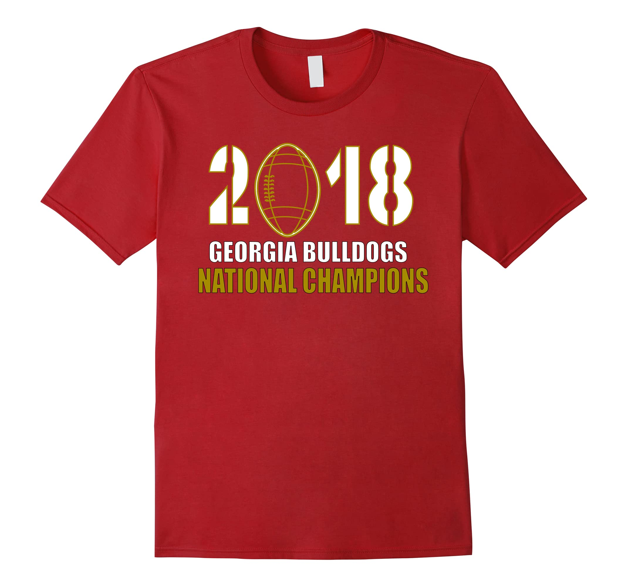 2018 GEORGIA NATIONAL CHAMPIONS-ah my shirt one gift