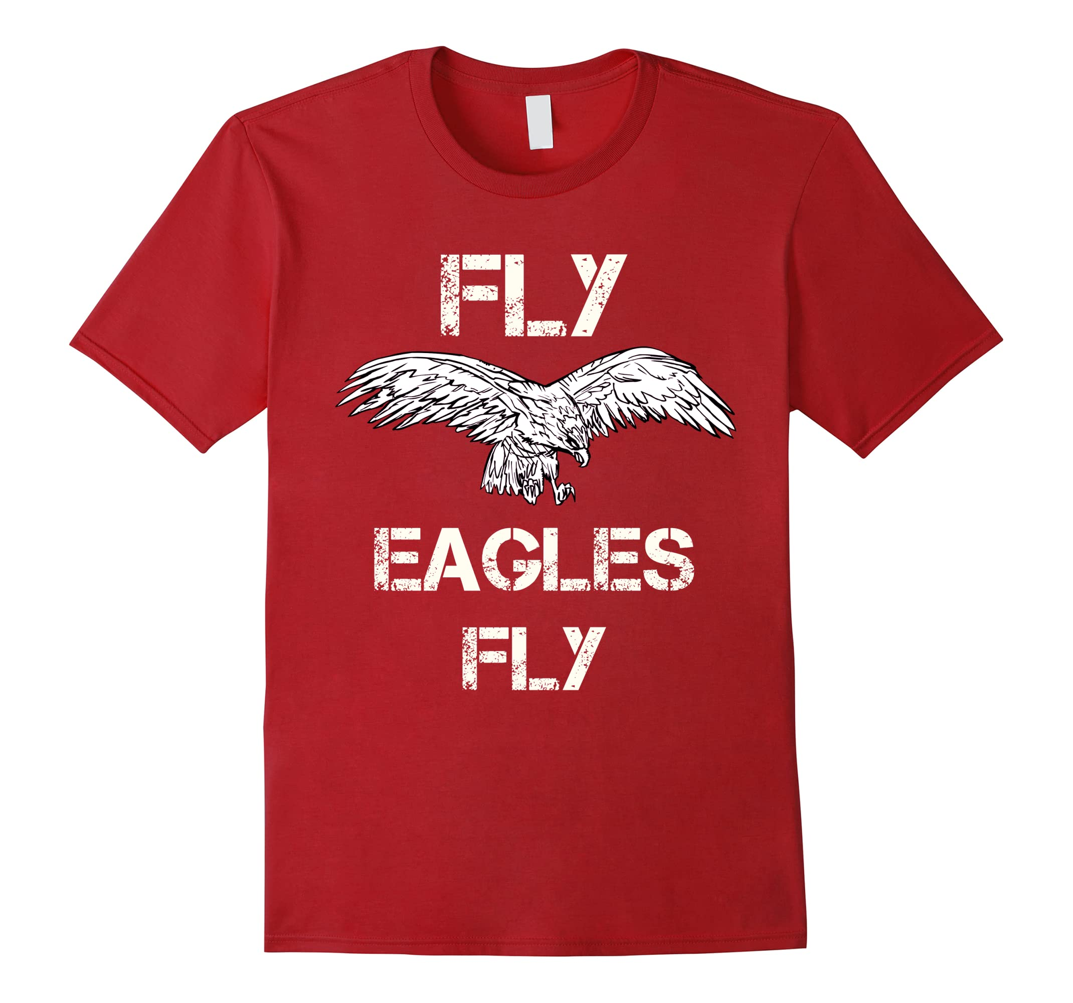 Fly Eagles Fly T-Shirt Great Flying Eagles Gift Shirt-ah my shirt one gift