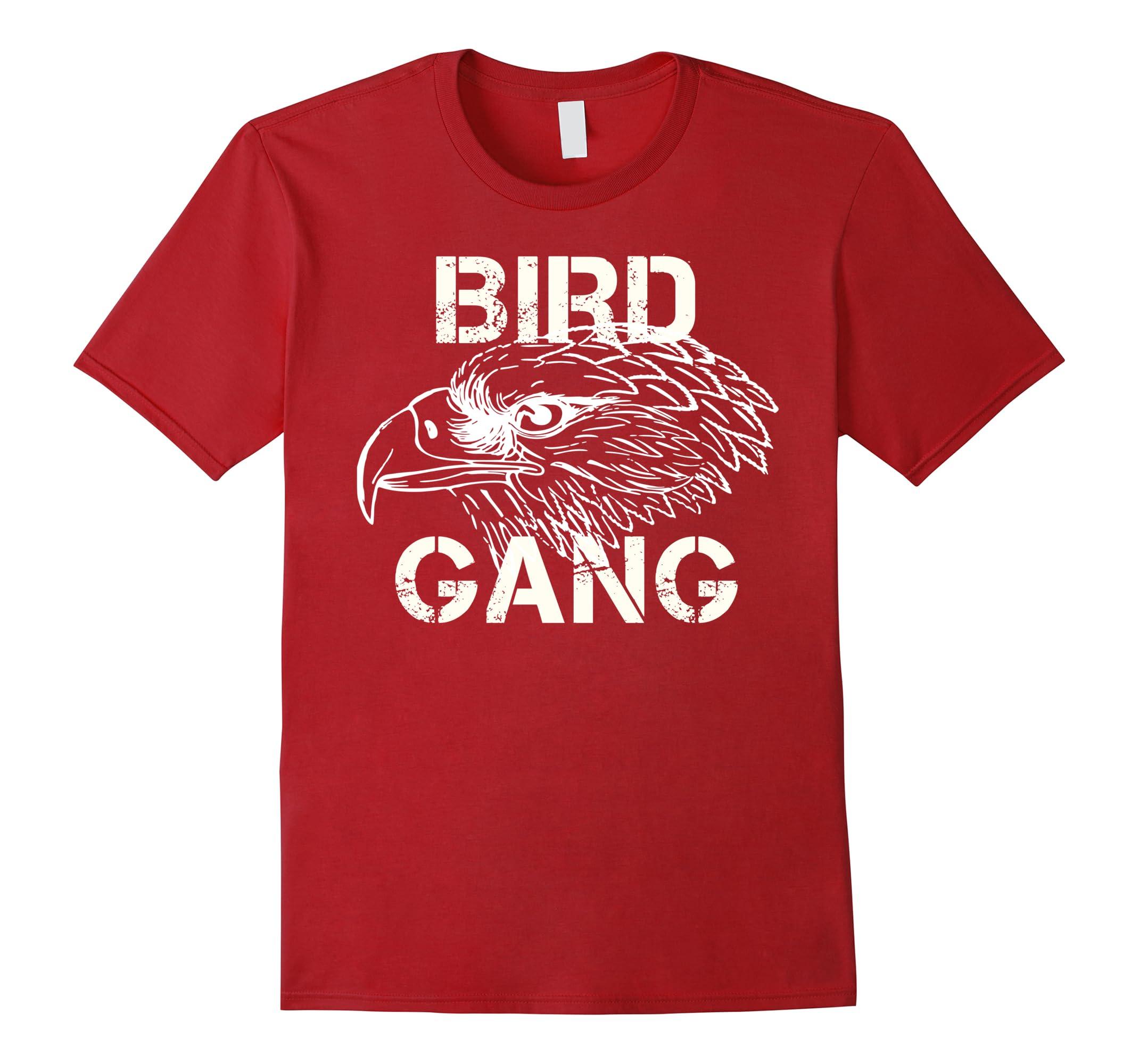 Bird Gang Eagle Tee Shirt Philadelphia Underdogs Shirt-ah my shirt one gift