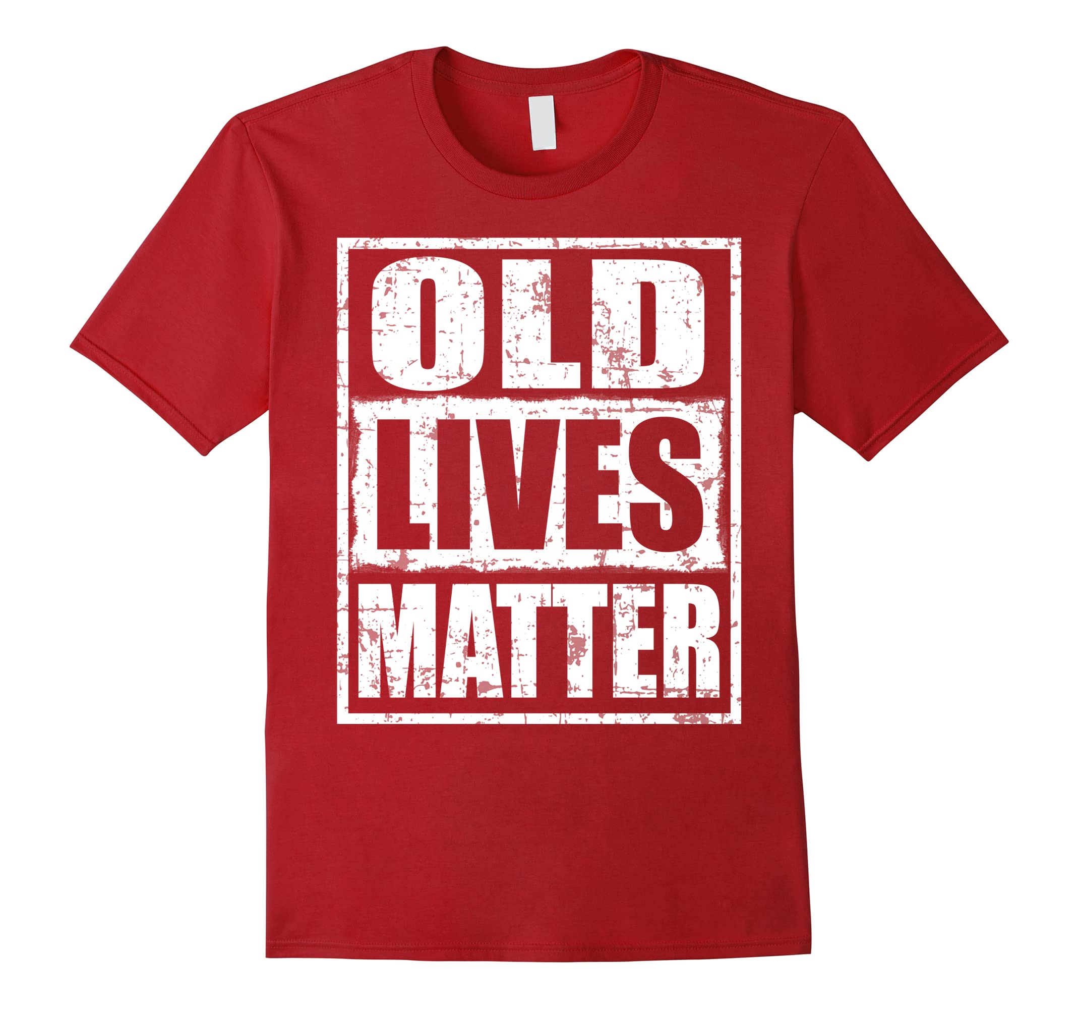 Old Lives Matter Funny T shirt-Tovacu