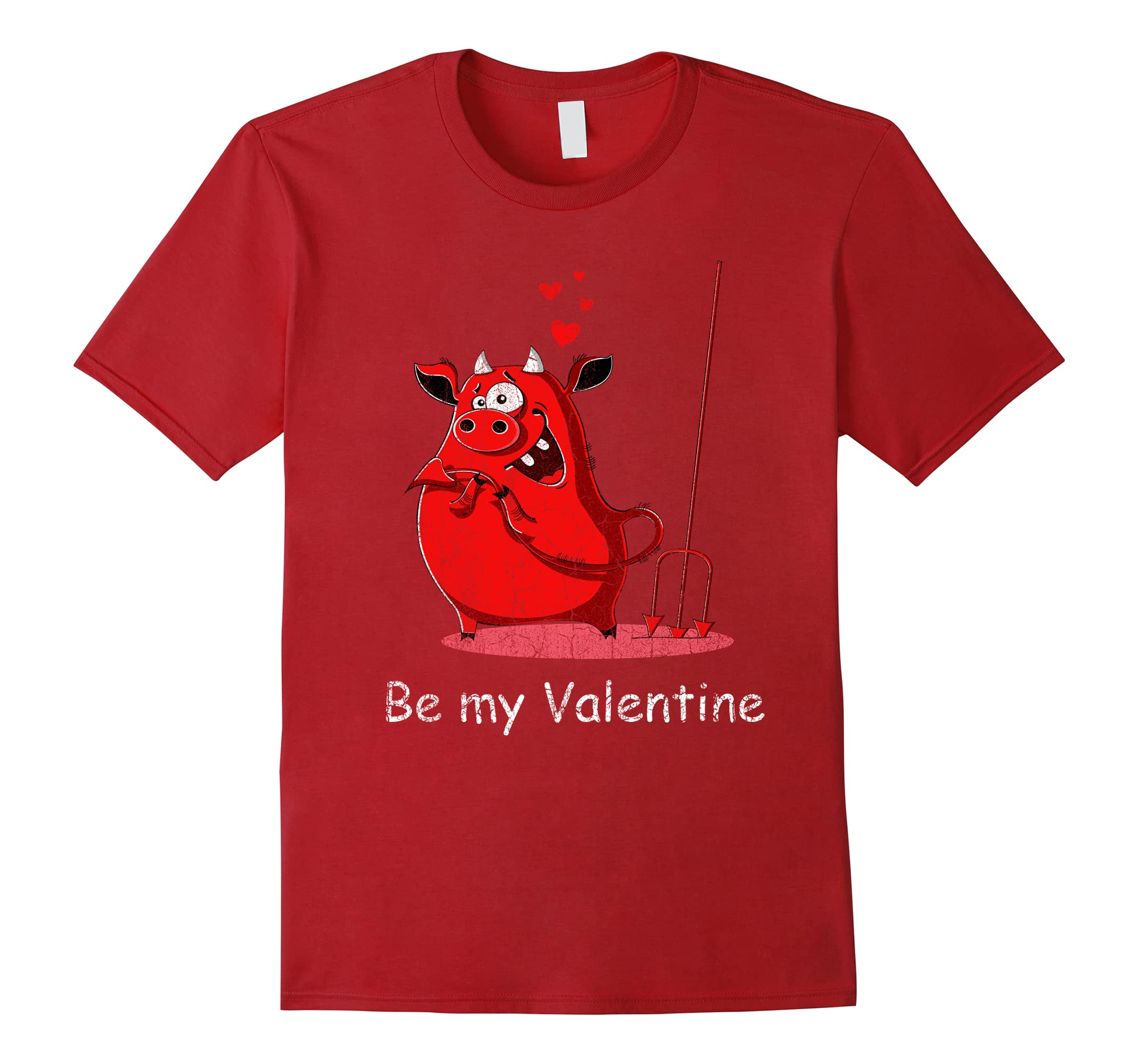 15f92404ad Funny Valentines Day Gifts – Be My Valentine Vintage T Shirt-ah my ...
